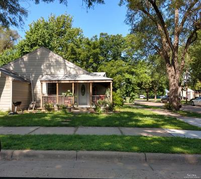 Salina Single Family Home For Sale: 1400 South 10th Street