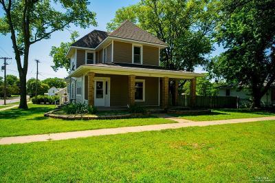 Minneapolis Single Family Home Under Contract: 503 Sheridan Street