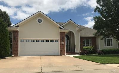 Salina Single Family Home For Sale: 501 South Estates Drive