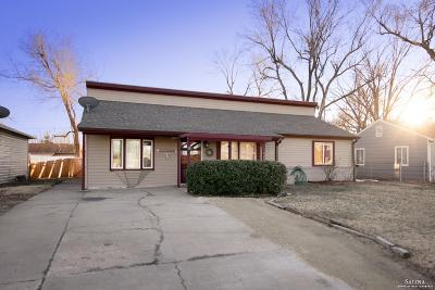 Salina Single Family Home Under Contract: 1427 West Republic Avenue