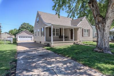 Salina Single Family Home For Sale: 334 West Claflin Avenue