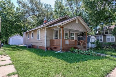 Salina Single Family Home For Sale: 541 South 12th Street