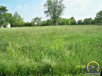 Burlingame KS Residential Lots & Land For Sale: $18,000