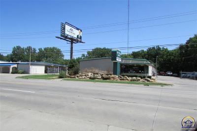Topeka Commercial For Sale: 2500 S Kansas