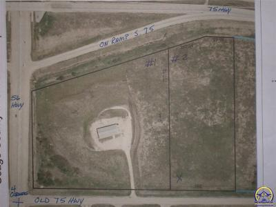 Residential Lots & Land For Sale: S Topeka Ave