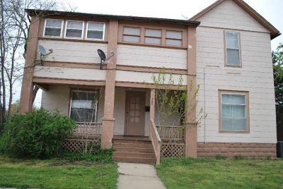 Emporia Multi Family Home For Sale: 628 Constitution St