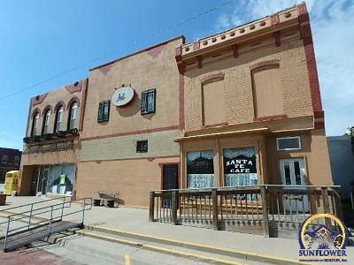 Commercial For Sale: 106, 108, 110 E Santa Fe Ave