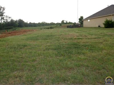 Topeka Residential Lots & Land For Sale: 6110 SW 4th St
