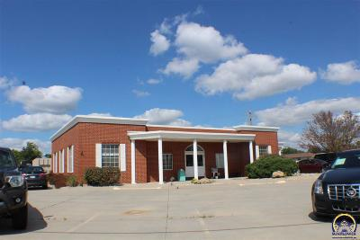 Emporia Commercial For Sale: 2160 W 6th Ave