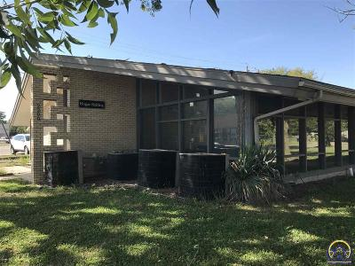 Topeka Commercial For Sale: 2200 SW 10th Ave