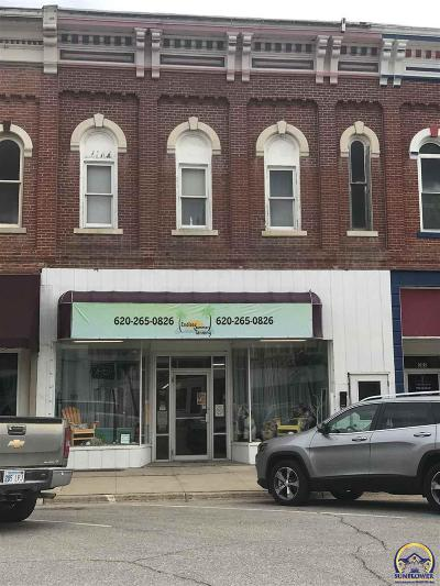 Commercial For Sale: 307 W Neosho St