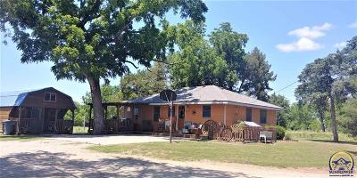 Emporia Single Family Home For Sale: 417 Road 175