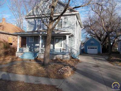 Emporia Single Family Home For Sale: 518 West St