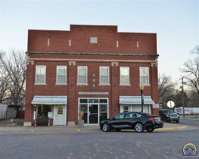 Cottonwood Falls Commercial For Sale: 236 Broadway