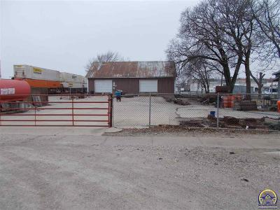 Emporia Commercial For Sale: 301 Market St