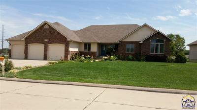 Emporia Single Family Home For Sale: 2912 Bayfront Dr