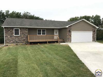 Emporia KS Single Family Home For Sale: $279,900