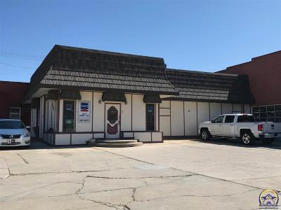 Emporia Commercial For Sale: 127 W 6th Ave