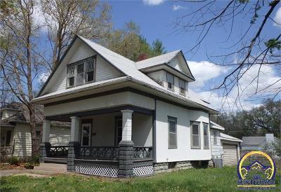 Emporia Single Family Home For Sale: 2 Mechanic St