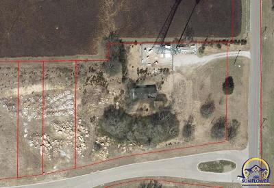 Topeka Residential Lots & Land For Sale: Blk A, Lot 1 4th St