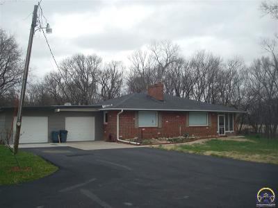 Emporia KS Single Family Home For Sale: $249,500