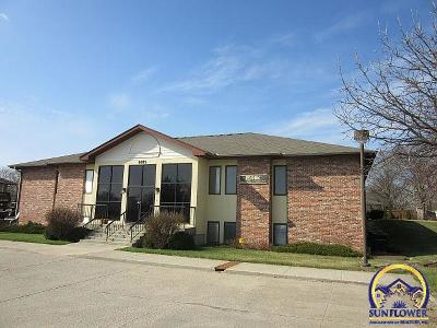 Topeka Commercial For Sale: 5815 SW 29th St S