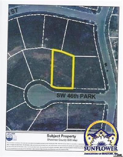 Topeka Residential Lots & Land For Sale: 6322 SW 46th Pk