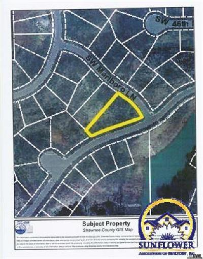 Topeka Residential Lots & Land For Sale: Blk J, Lot 1 SW 47th St