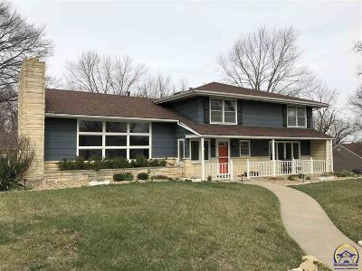 Emporia Single Family Home For Sale: 2067 Canterbury Rd