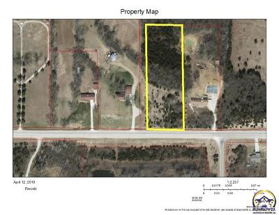 Topeka Residential Lots & Land For Sale: NW 62nd St