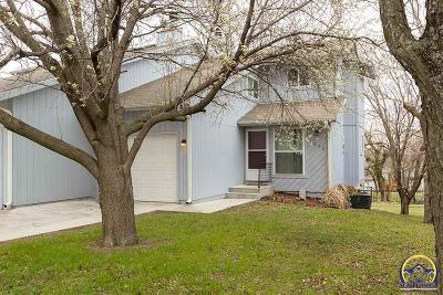 Topeka Single Family Home For Sale: 3602 SW Eveningside Dr