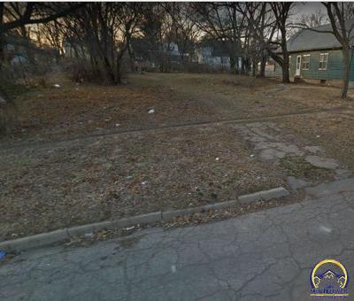 Topeka Residential Lots & Land For Sale: 1411 SW Polk St