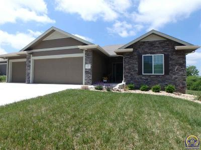 Topeka Single Family Home For Sale: 4437 SW Brandywine Ln