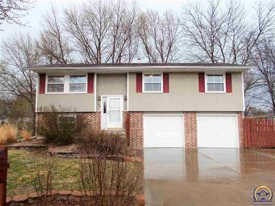Emporia Single Family Home For Sale: 708 Sherbrooke Dr