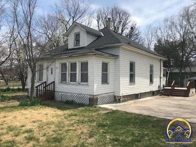 Emporia Single Family Home For Sale: 1003 W South Ave