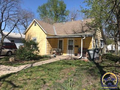 Emporia Single Family Home For Sale: 118 S Commercial St