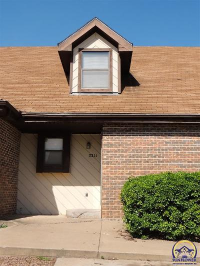 Emporia Single Family Home For Sale: 2211 W 23rd St