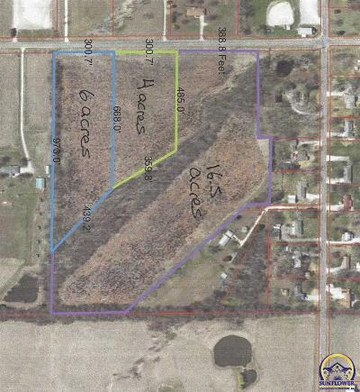 Residential Lots & Land For Sale: SE Shawnee Heights Rd