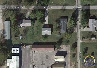 Osage City Residential Lots & Land For Sale: E Lord St
