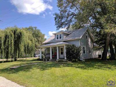 Olpe Single Family Home For Sale: 119 E Bitler St