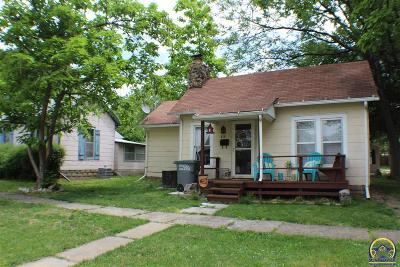 Emporia Single Family Home For Sale: 828 Congress St