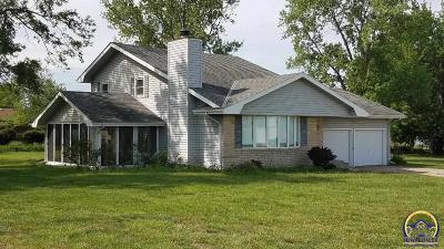 New Strawn Single Family Home For Sale: 115 W Choctaw St