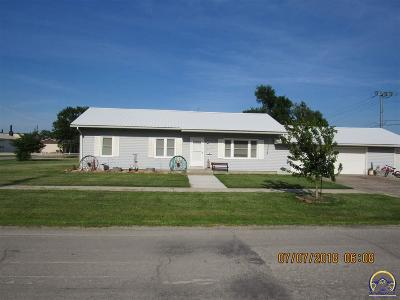 Osage City Single Family Home For Sale: 312 S 4th St