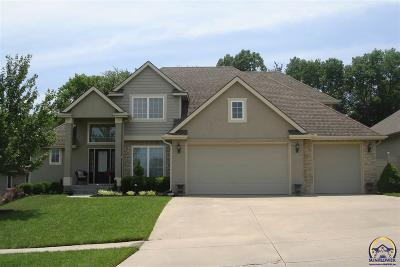 Topeka Single Family Home For Sale: 6315 SW 42nd Cir