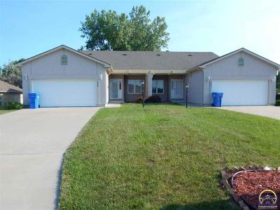 Topeka Multi Family Home For Sale: 4333 NW 53rd Ter