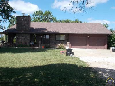 Madison Single Family Home For Sale: 283 Road K