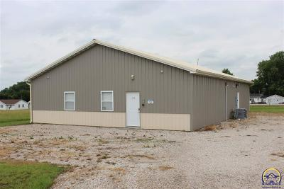 New Strawn Commercial For Sale: 117 Osage St