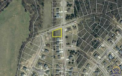 Topeka Residential Lots & Land For Sale: Xxx SE Long St