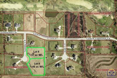 Residential Lots & Land For Sale: 9776 Sunny Court