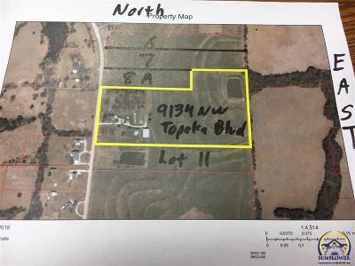 Residential Lots & Land For Sale: Lot 6 NW Topeka Blvd